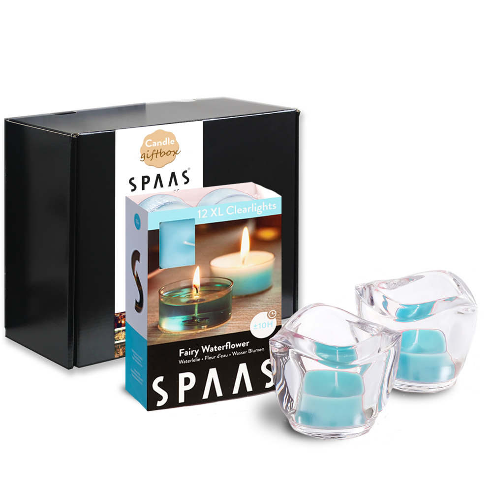 SPAAS-Cadeaupakket-Clearlights-XL-Fairy-Waterflower