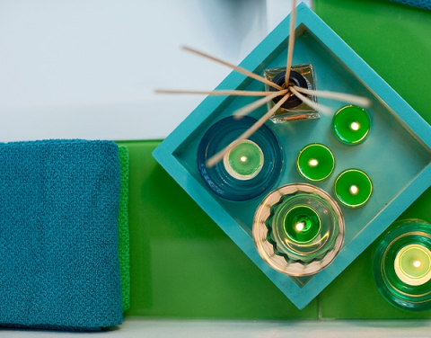 Sign up for the Spaas Candles newsletter.