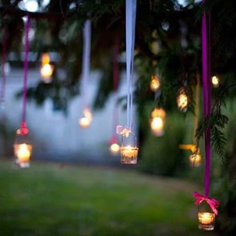 Spring-party-lights
