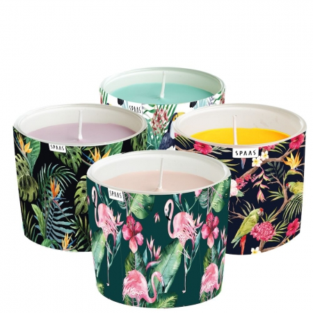 SPAAS-Unscented-candle-colourful-pattern